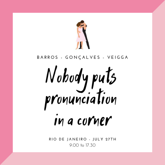 nobody puts pronunciation in a corner