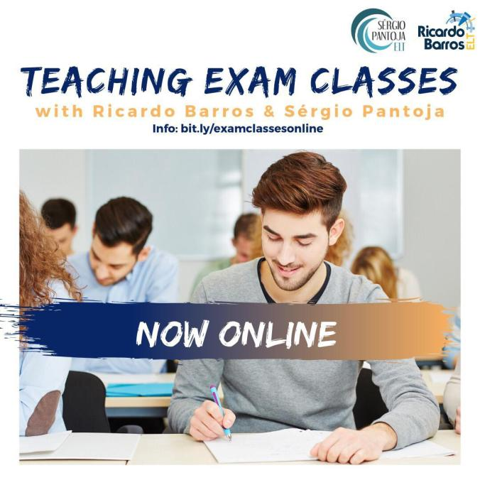 Teaching Exam Classes online