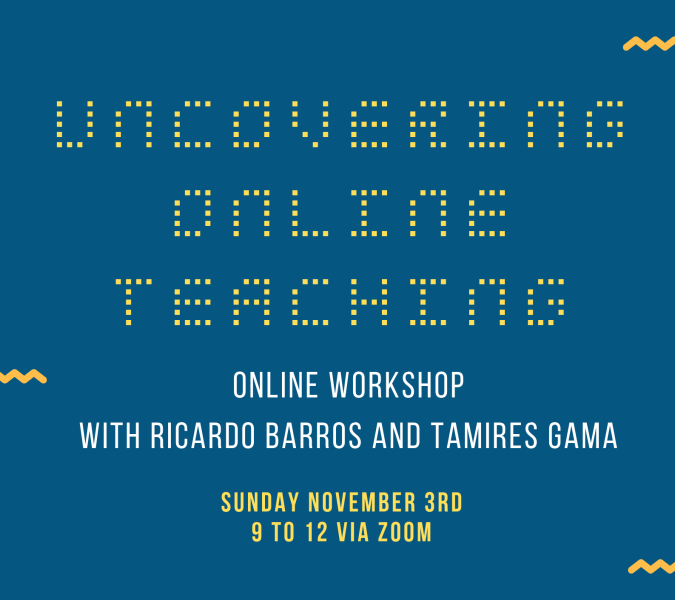Uncovering online teaching